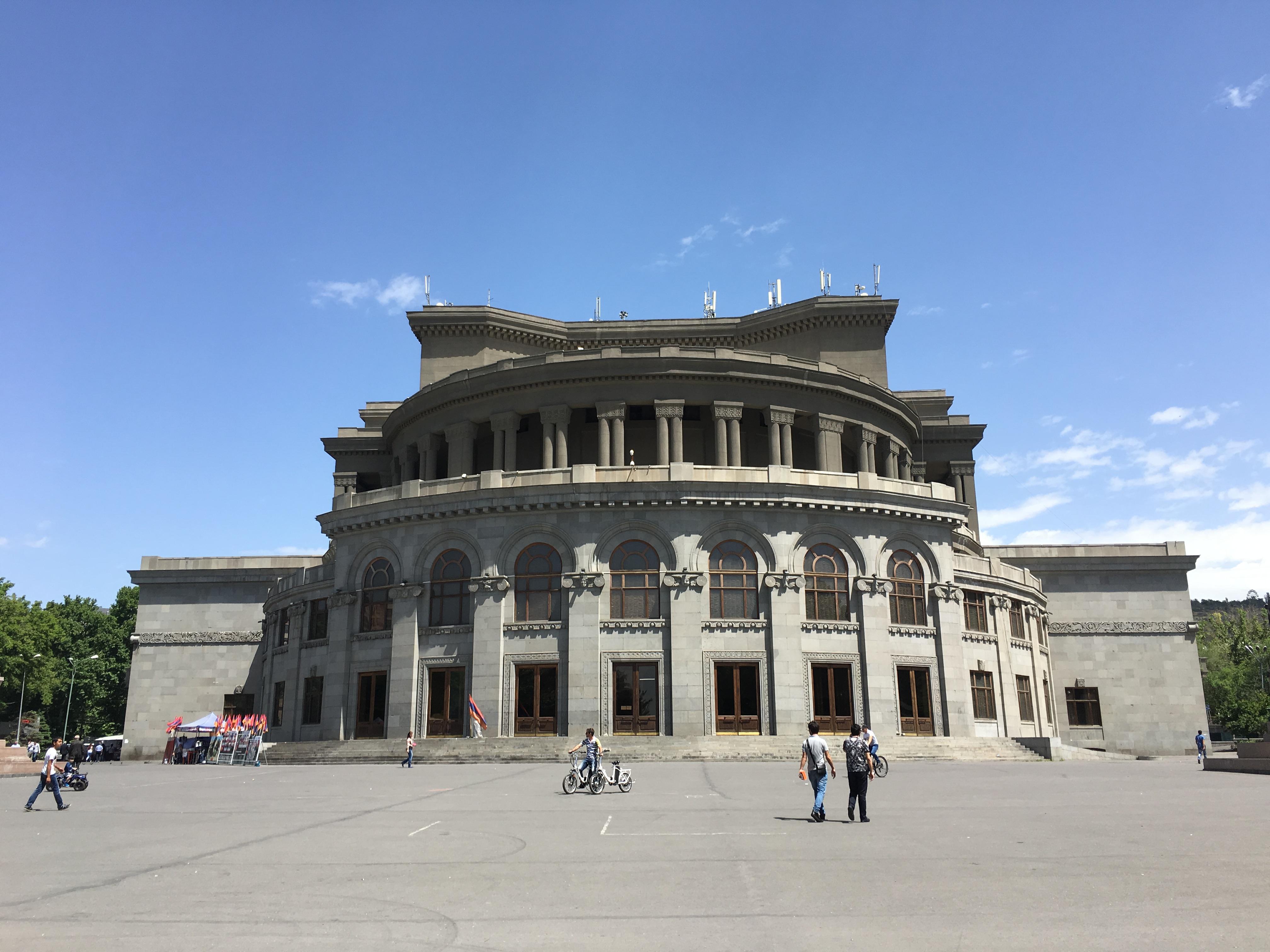Opera Huis - Jerevan
