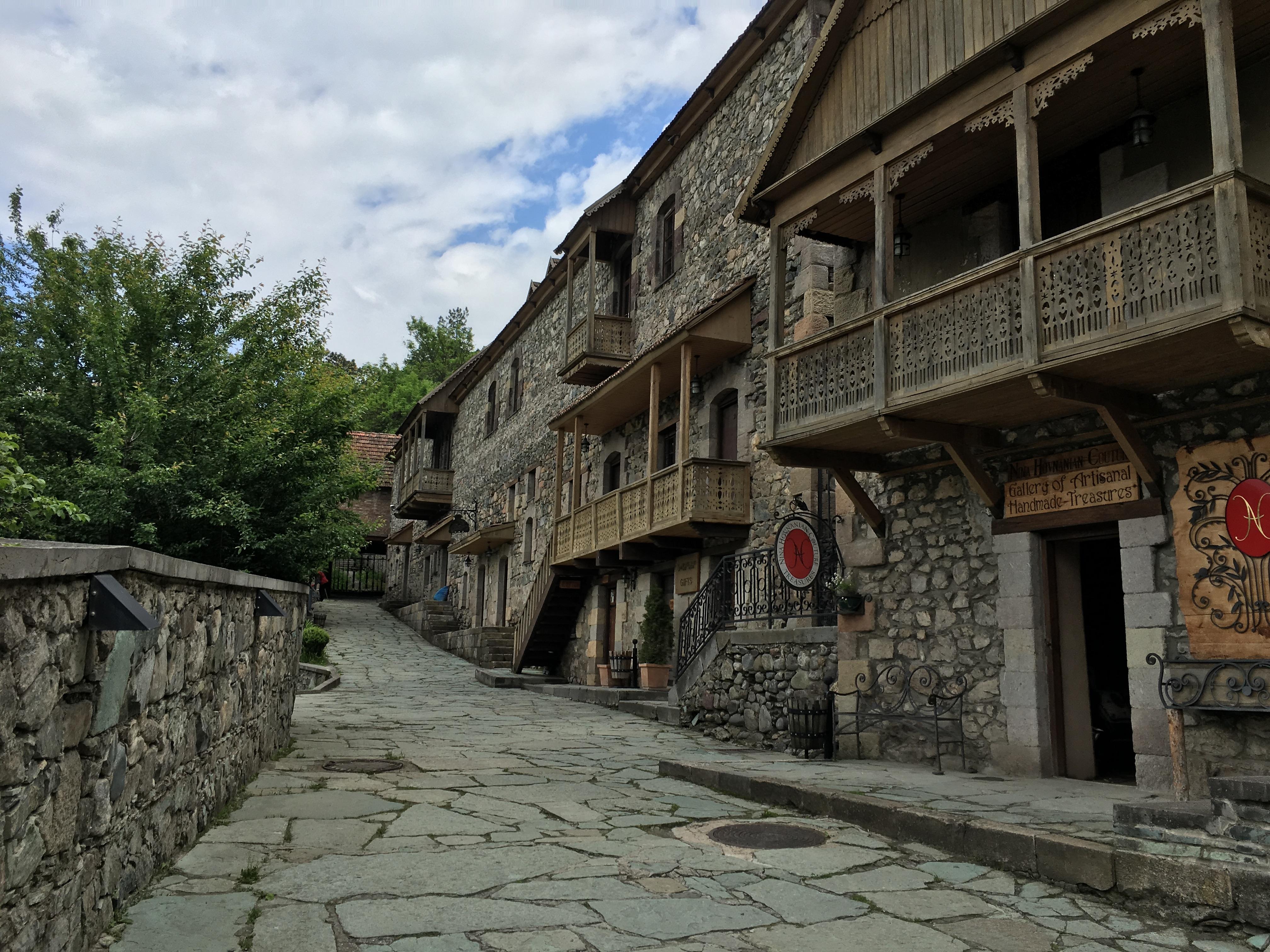 Sharambeyan straat - Dilidzjan